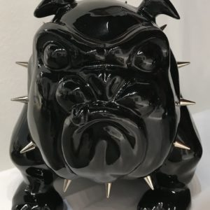 Frederic Avella - Bulldog Black Shiny