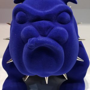 Frederic Avella - Bulldog Blue Velvet