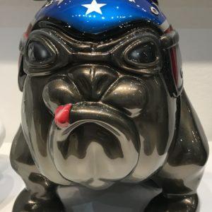 Frederic Avella - Bulldog Captain America