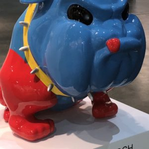 Frederic Avella - Bulldog Superman
