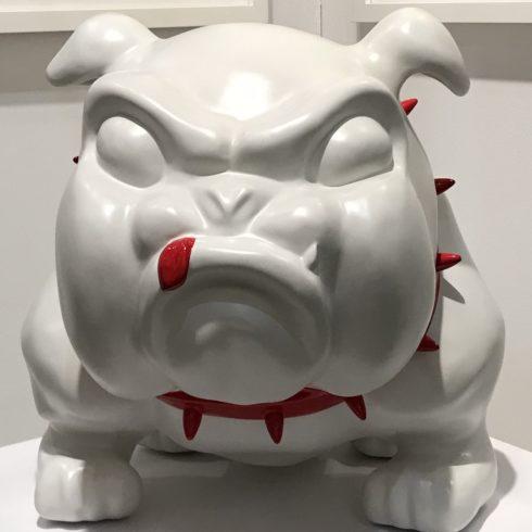 Frederic Avella - Bulldog White Matte