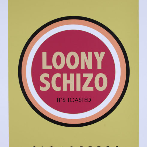 Bad Habits Loony Schizo by Kristin Simmons