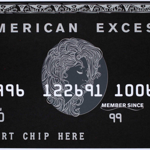 Holy profits American Excess by Kristin Simmons