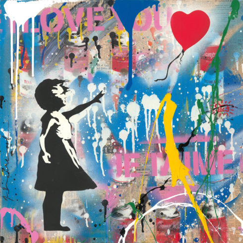Mr  Brainwash Art For Sale - Denis Bloch Beverly Hills Art Gallery