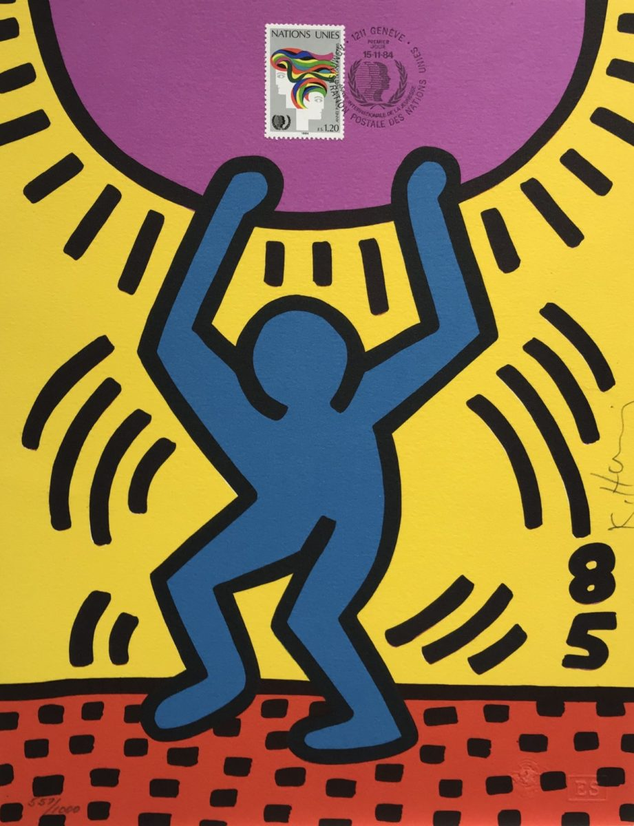 Keith Haring International Youth Year