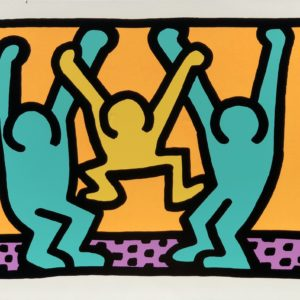 Keith Haring Pop Shop I