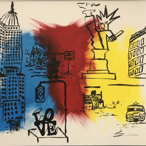 new york state of mind by matt smiley