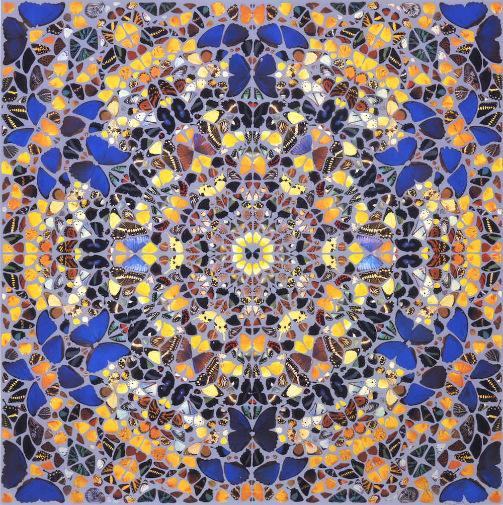 Damien Hirst Cathedral Print St Peters For Sale At Denis Bloch Fine Art Gallery