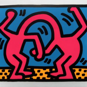Keith Haring Pop Shop II
