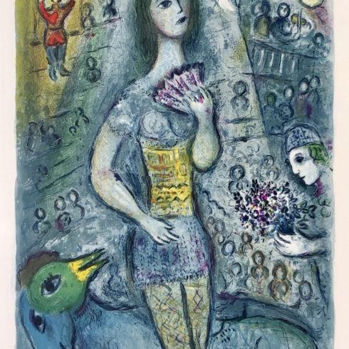 Marc Chagall - Le Cirque (M521)