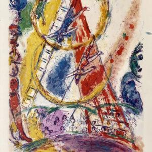 Marc Chagall Le Cirque (M524)