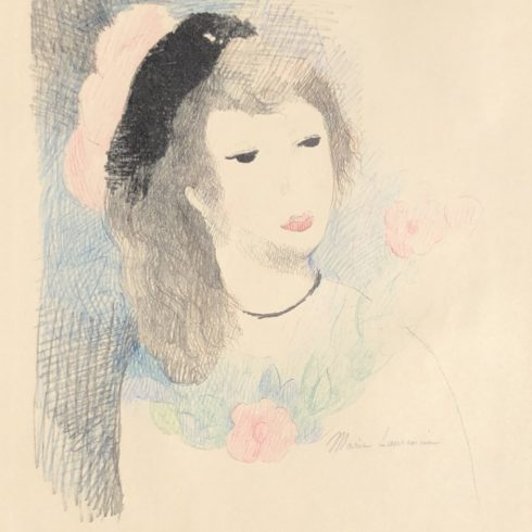 alice et le fiasco by marie laurencin