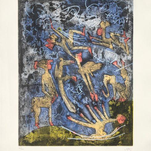 l'ame du tarot de theleme 2 by roberto matta
