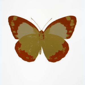 Damien Hirst The Souls II - Oriental Gold - Prairie Copper - Cool Gold