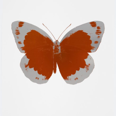 Damien Hirst The Souls II - Prairie Copper - Silver Gloss