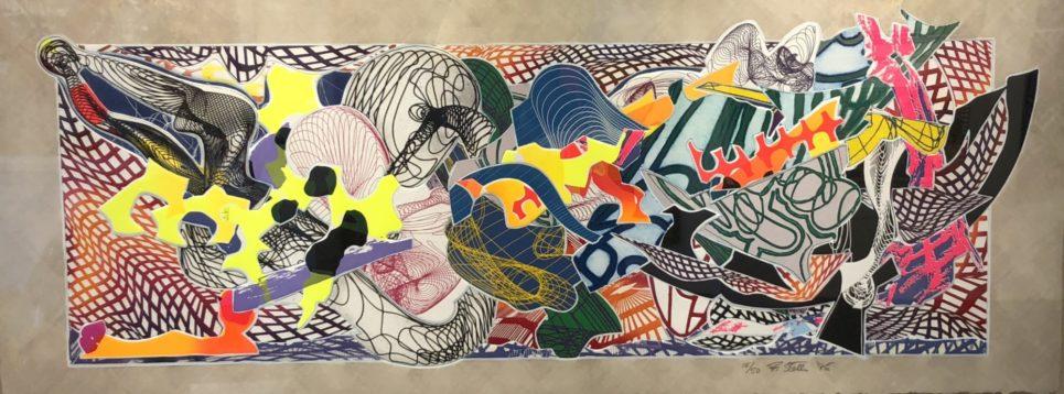 Frank Stella - Desparia