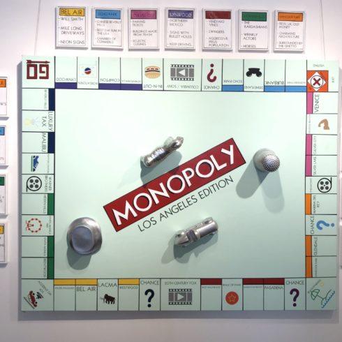 la monopoly by Kristin Simmons