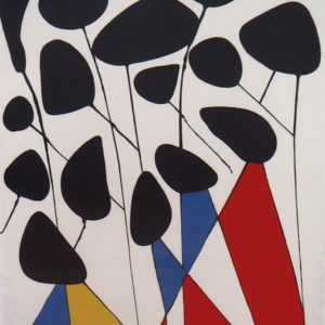 Alexander Calder Les Fleurs II