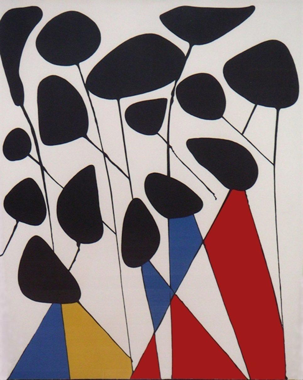 Alexander Calder - Les Fleurs II