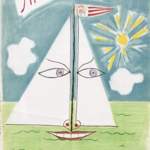 Jean Cocteau - Monaco