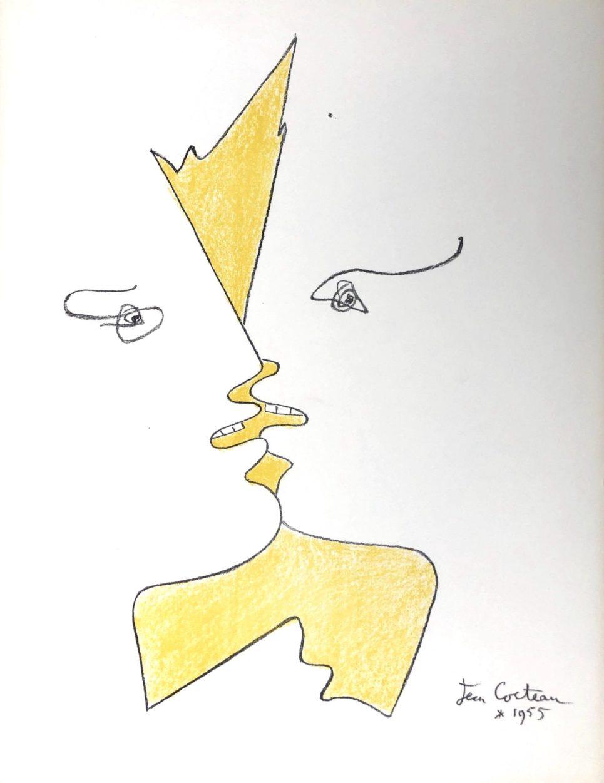 Jean Cocteau - The Kiss