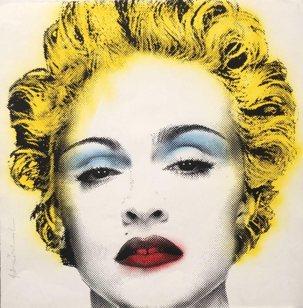 Mr. Brainwash - Madonna