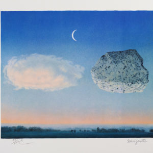 Rene Magritte La Bataille de Argonne