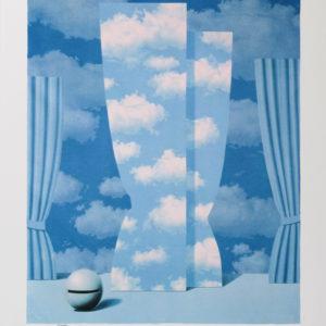 Rene Magritte La Peine Perdue