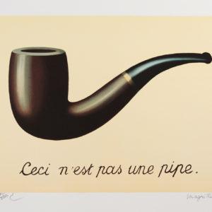 Rene Magritte La Trahison des Images