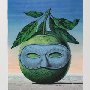 Rene Magritte Souvenir de Voyage