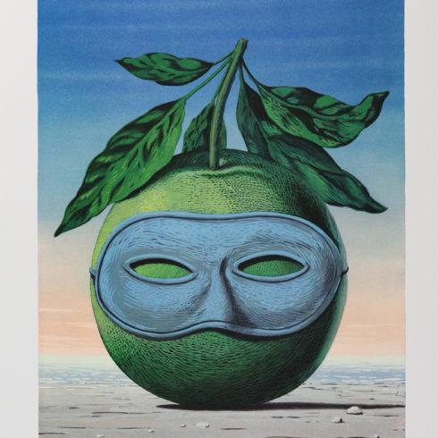 Rene Magritte - Souvenir de Voyage
