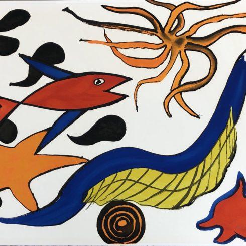Alexander Calder - Our Unfinished Revolution II