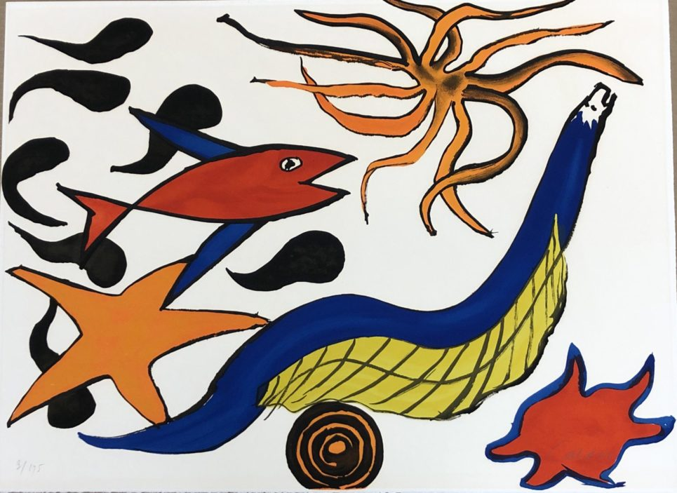 Alexander Calder - Our Unfinished Revolution II