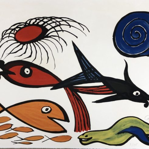 Alexander Calder - Our Unfinished Revolution III