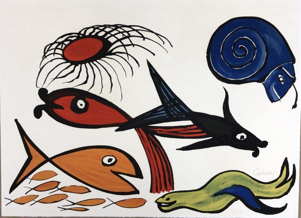 Alexander Calder - Our Unfinished Revolution III