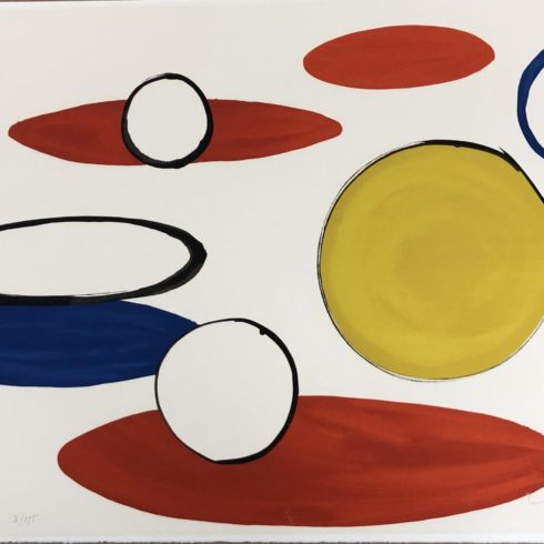 Alexander Calder - Our Unfinished Revolution V