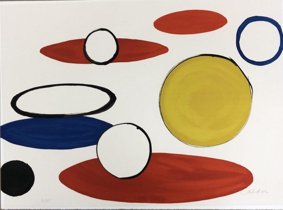 Alexander Calder - Our Unfinished Revolution V