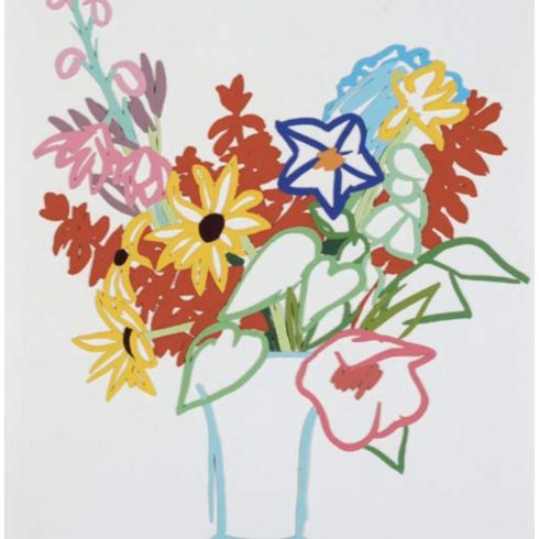Tom Wesselmann - Country Bouquet