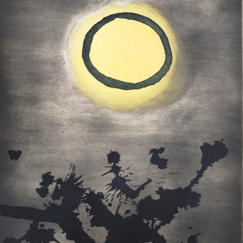 Adolph Gottlieb - Untitled