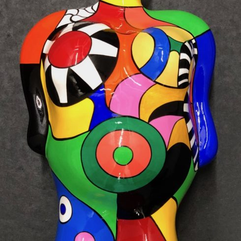 Niki de Saint Phalle - Nana Soleil