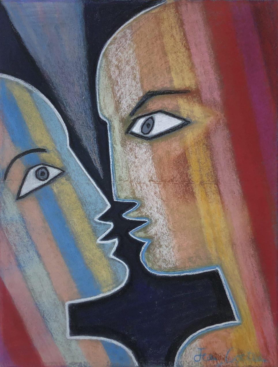 Jean Cocteau - Face to Face