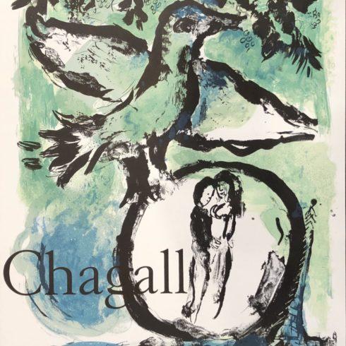 Marc Chagall - The Green Bird