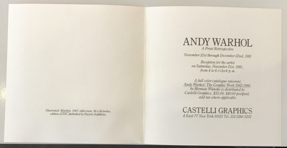 andy-warhol-marilyn-castelli-graphics-exhibition-invitation-1981-text