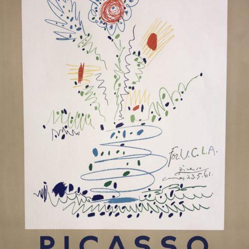 Pablo Picasso - Bonne Fete Monsieur Picasso