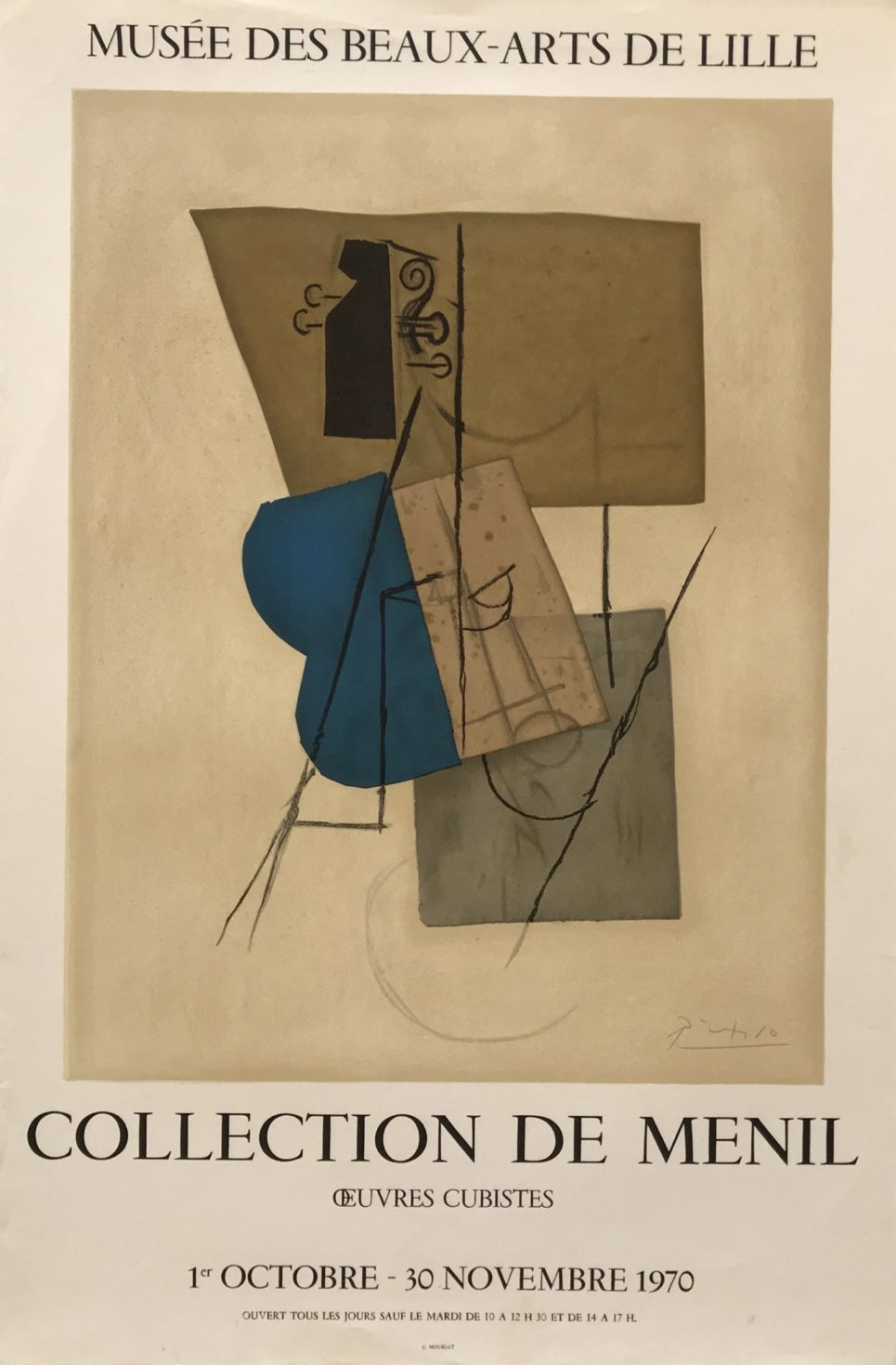 pablo-picasso-collection-de-menil-oeuvres-cubistes