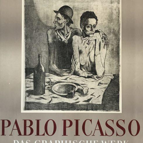 Pablo Picasso - Das Graphische Werk
