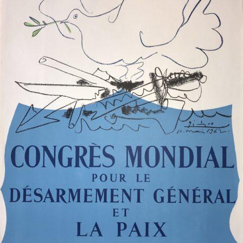 Pablo Picasso - La Paix