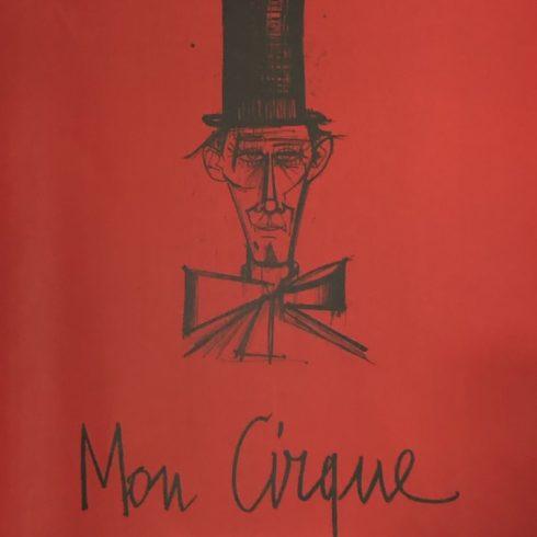 Bernard Buffet - Mon Cirque