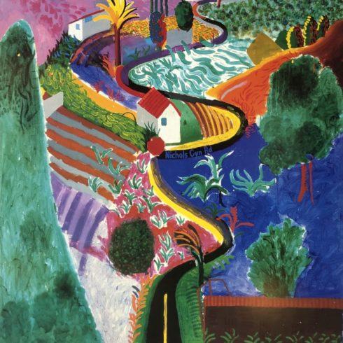 David Hockney - A Retrospective