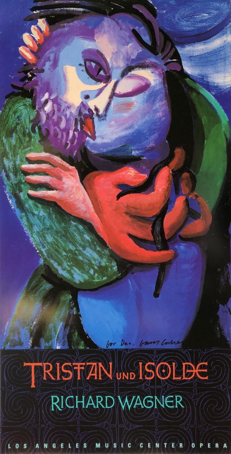 David Hockney - Tristan und Isolde